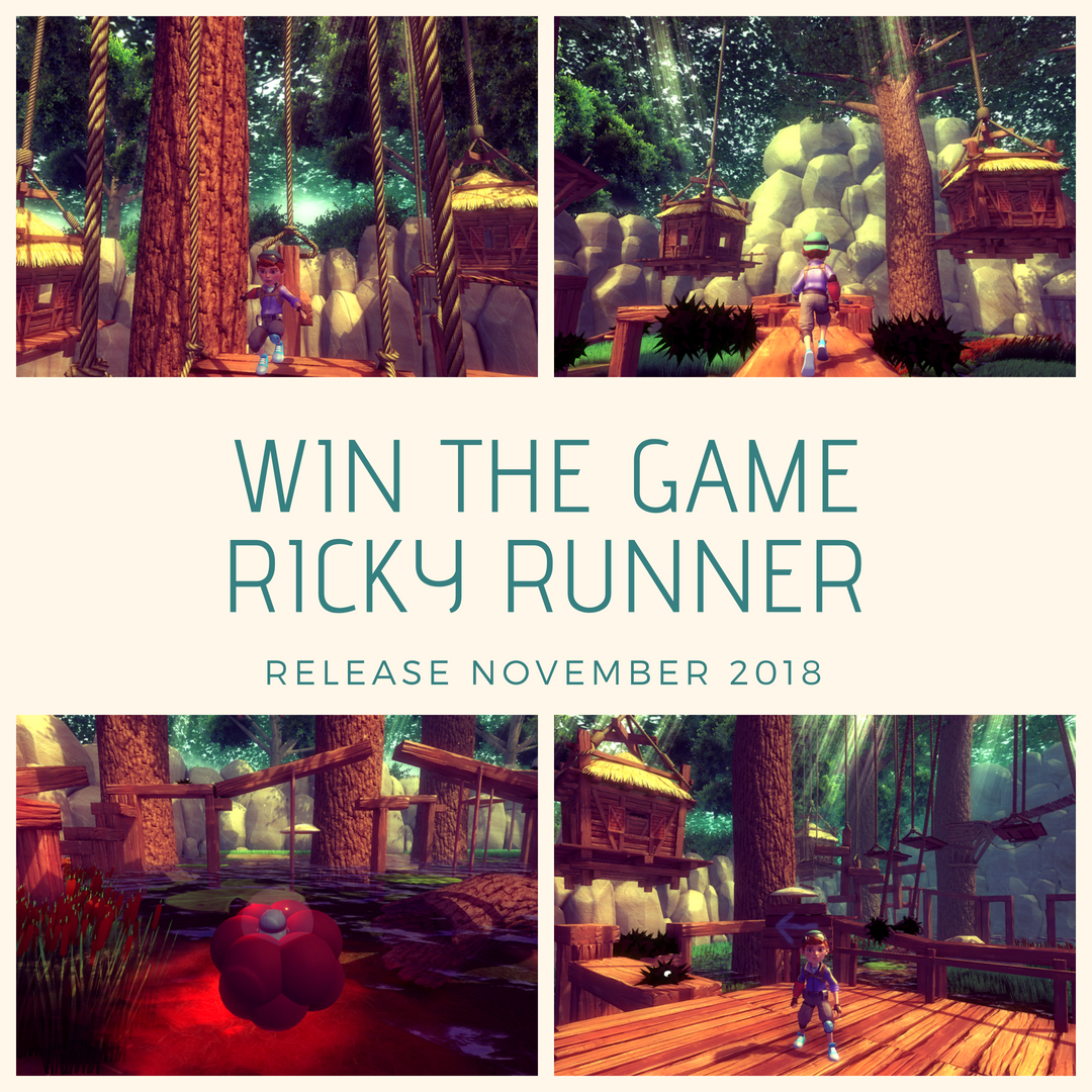 IJoin Ricky on his journey through the Interactive physics based world filled with unique dynamic obstacles and plenty of puzzles to solve. Explore the multi layered maze and find out what is really at stake!