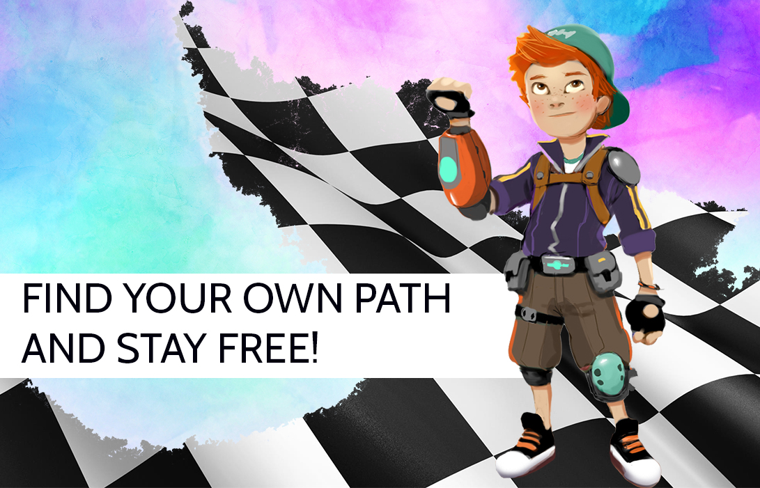 Join Ricky on his journey through the Interactive physics based world filled with unique dynamic obstacles and plenty of puzzles to solve. Explore the multi layered maze and find out what is really at stake!